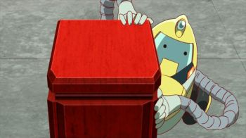 Space Dandy 2 Episode 12- No Ace Attorney jokes here