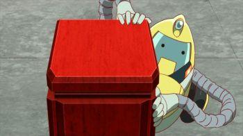 Space Dandy 2 Episode 12- No Ace Attorney jokeshere