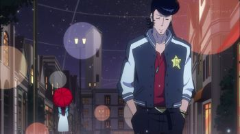 Space Dandy 2 Episode 10- Love Burns Scarlet