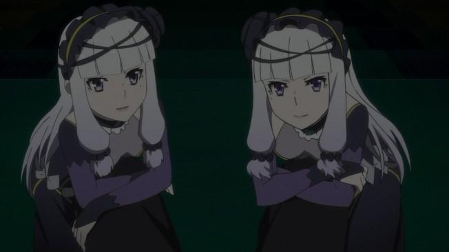 Hitsugi no Chaika AB- Black
