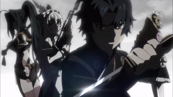 Hitsugi no Chaika: Avenging Battle Episode 1- The CrewReturns