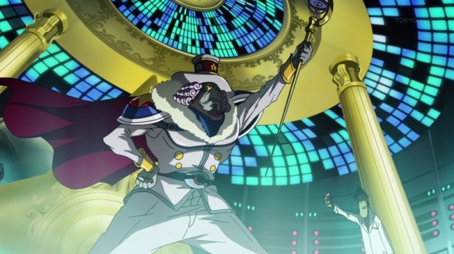 Space Dandy- Gel and Bea
