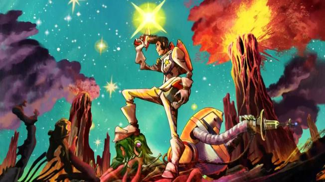 Space Dandy- Intro