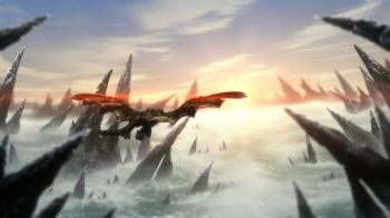 Shingeki no Bahamut: Genesis Episode 5- Into the Sunset on a ZombieDragon