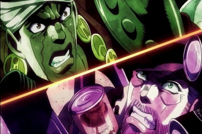 JJBA Stardust Crusaders- Duo