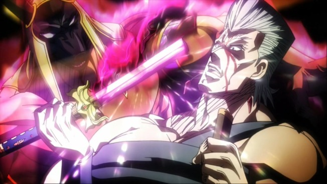 JJBA Stardust Crusaders- Possessed