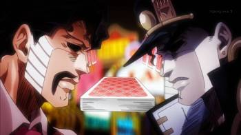Jojo's Bizarre Adventure Part 3: Stardust Crusaders Episode 35- Ruse Cruise