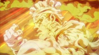 Jojo's Bizarre Adventure Part 3: Stardust Crusaders Episode 43&44- Fire and Sand