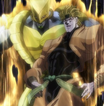 Jojo's Bizarre Adventure Part 3: Stardust Crusaders Episode 45- Enter The World