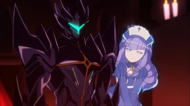 Takeru and Lapis