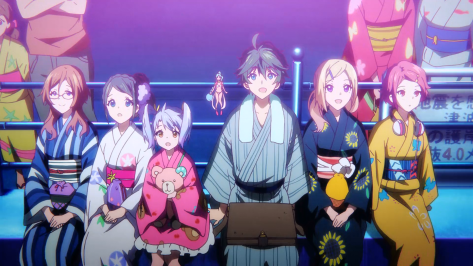 Phantom World Cast