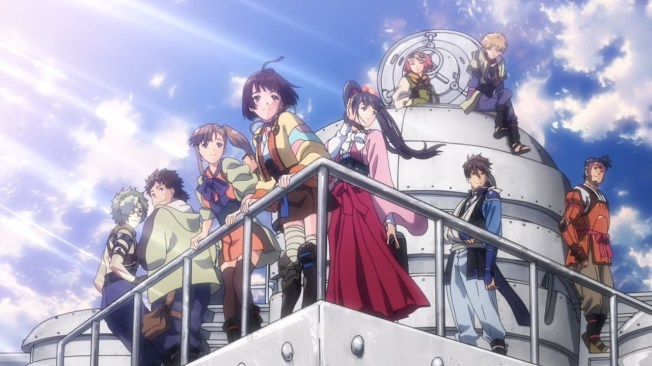 Happy Kabaneri