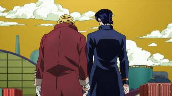Jojo's Bizarre Adventure Part 4- Diamond is Unbreakable Episode 12- An End of an Arc