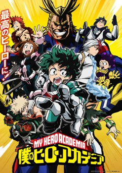 Boku no Hero Academia- Zero To Hero