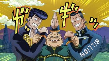 Jojo's Bizarre Adventure Part 4- Diamond is Unbreakable Episode 18&19- Fatty's Arc