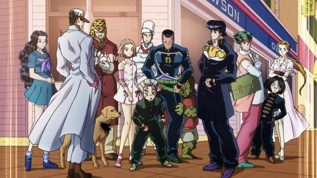 The People of Morioh
