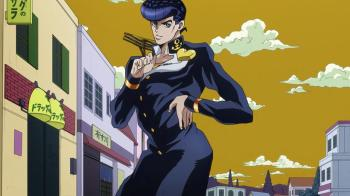 Jojo's Bizarre Adventure Part 4- Diamond is Unbreakable: A Slice of Jojo