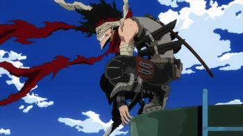 Boku no Hero Academia Episodes 24: Enter the Hero Killer