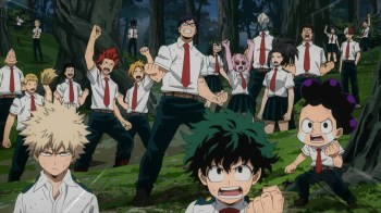 Boku no Hero Academia Episode 40- Because 39 was just a recap