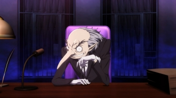 Persona 5 The Animation- Episode 3: They're just going to keep All Out Attacking aren't they