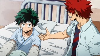 Boku no Hero Academia Episode 45- Chase You