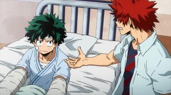 Boku no Hero Academia Episode 45- ChaseYou