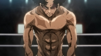 Megalo Box- Episode 9: Man or Machine