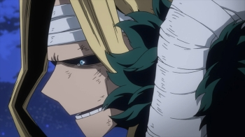 Boku no Hero Academia Episode 50- Cooldown