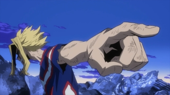 Boku no Hero Academia Episode 49- The End of an Era