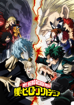 Boku no Hero Academia S3- Enter the New Era