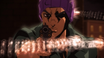 Jojo's Bizarre Adventure- Vento Aureo Episode 8: Guns Blazing