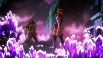 Jojo's Bizarre Adventure- Vento Aureo Episode 11: Blood andFire