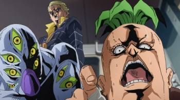 Jojo's Bizarre Adventure- Vento Aureo Episode 15: Man Down