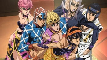 Jojo's Bizarre Adventure- Vento Aureo Episode 25: Another Plane Down